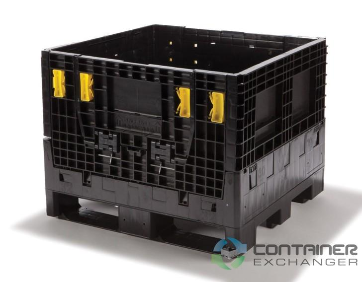 Plastic Bulk Storage Bins  sc 1 st  Container Exchanger & Bulk Storage Bins | Container Exchanger