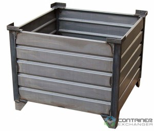 Genial Metal Storage Bins