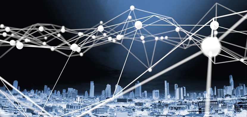 internet of things blockchain network