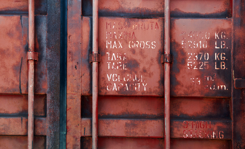 rusting-metal-shipping-container