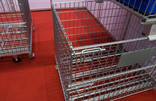 multi purpose wire mesh pallet