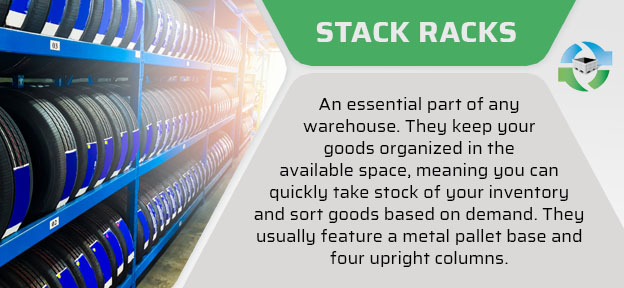 warehouse stack racks quote