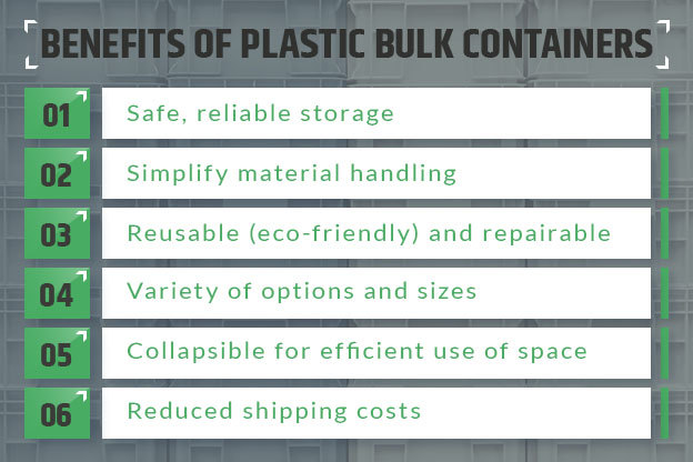 plastic bulk containers benefits graphic