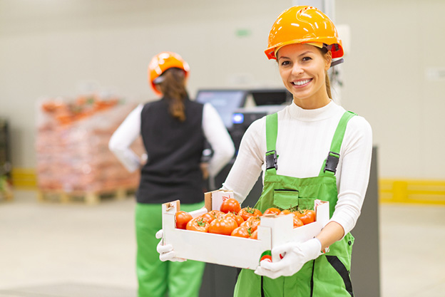 Healthy food production