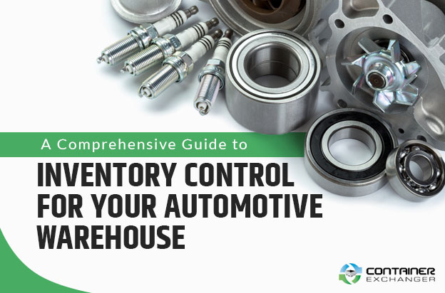 comprehensive guide inventory control your automotive warehouse