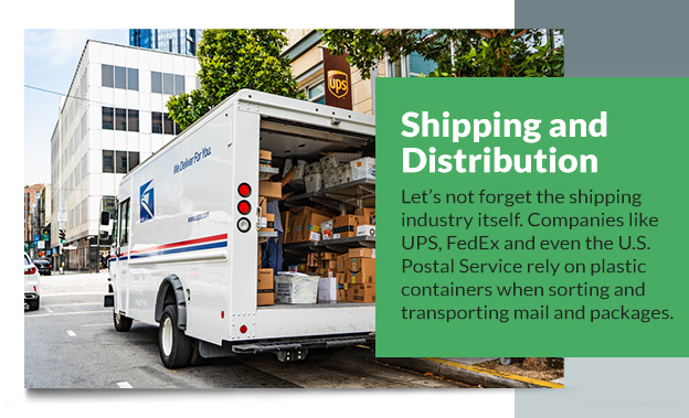 Shipping and Distribution