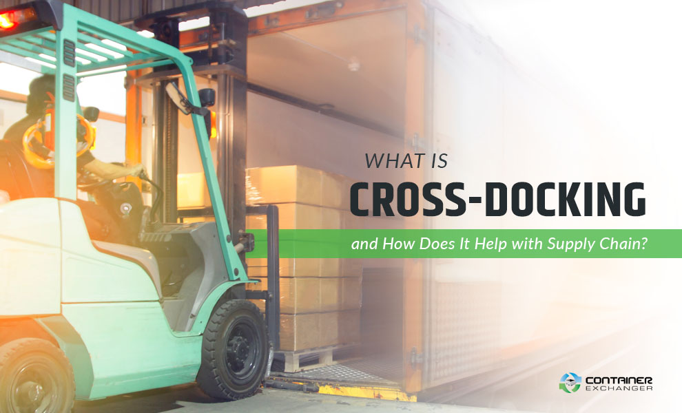 what is cross docking how does it help supply chain