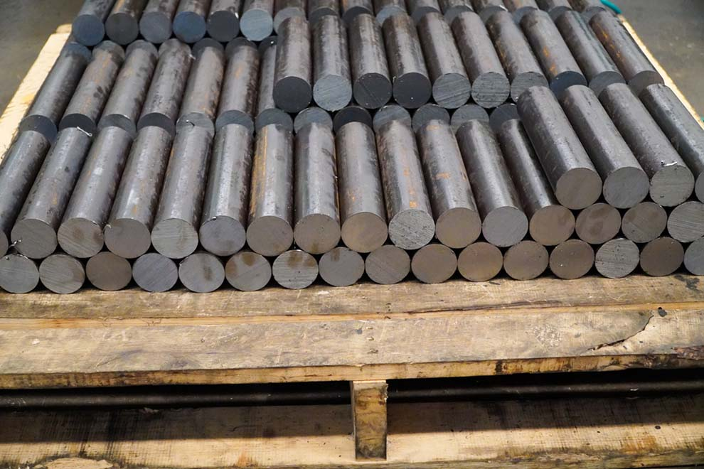 steel bars manufacturing