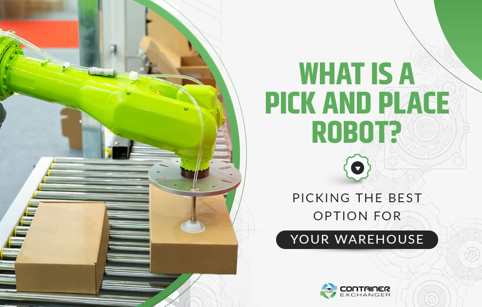 Pick Place Robot Picking Best Option Your Warehouse